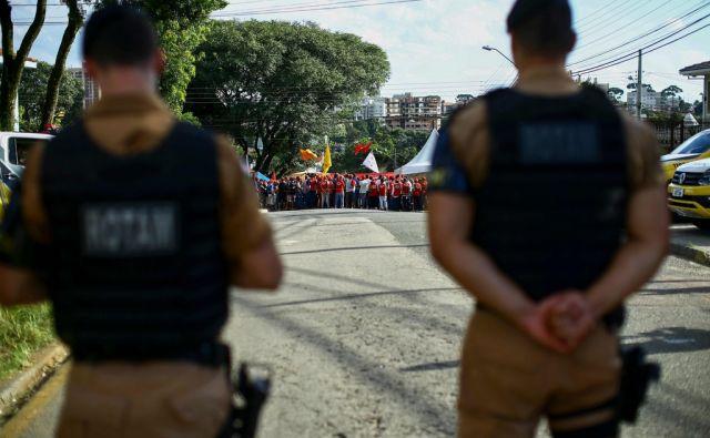 BRAZIL-POLITICS-CORRUPTION-LULA DA SILVA