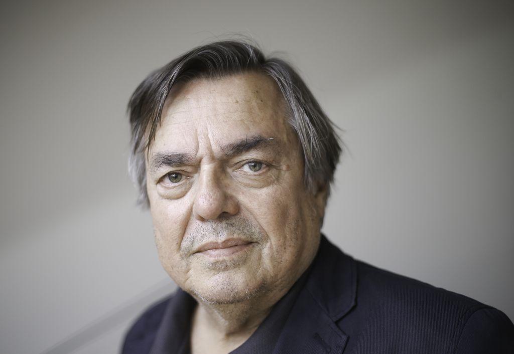 Drago Jančar, pisatelj, lavreat, skeptik