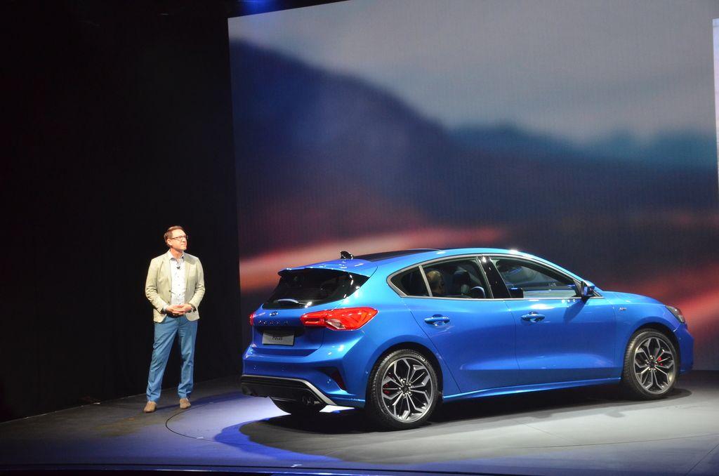 Ford predstavlja novega focusa