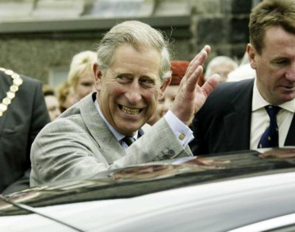 Princ Charles bo vzel Camillo