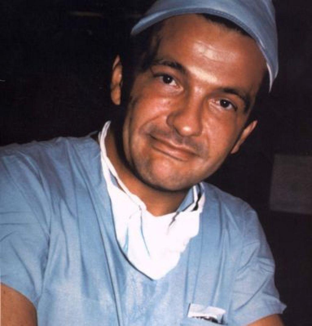 Dvajset let po smrti velikega kirurga