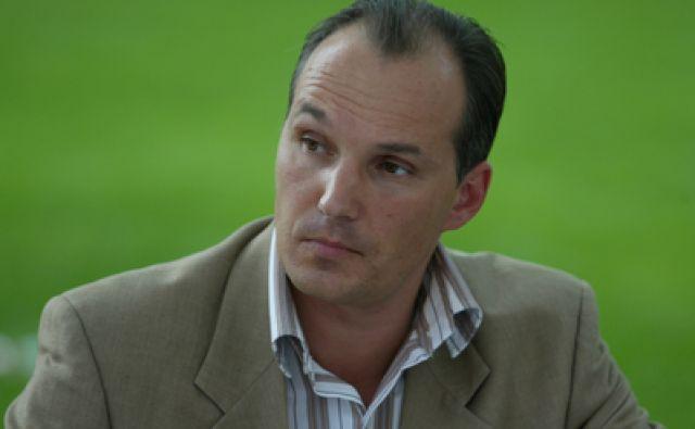 Kristjan Verbič, predsednik Vseslovenskega združenja malih delničarjev (VZMD)