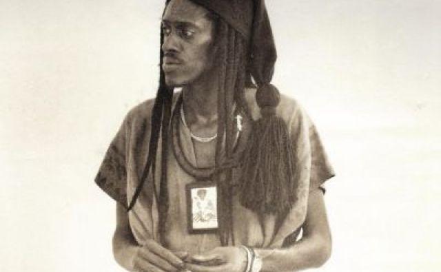Senegalski glasbenik Cheikh Lô