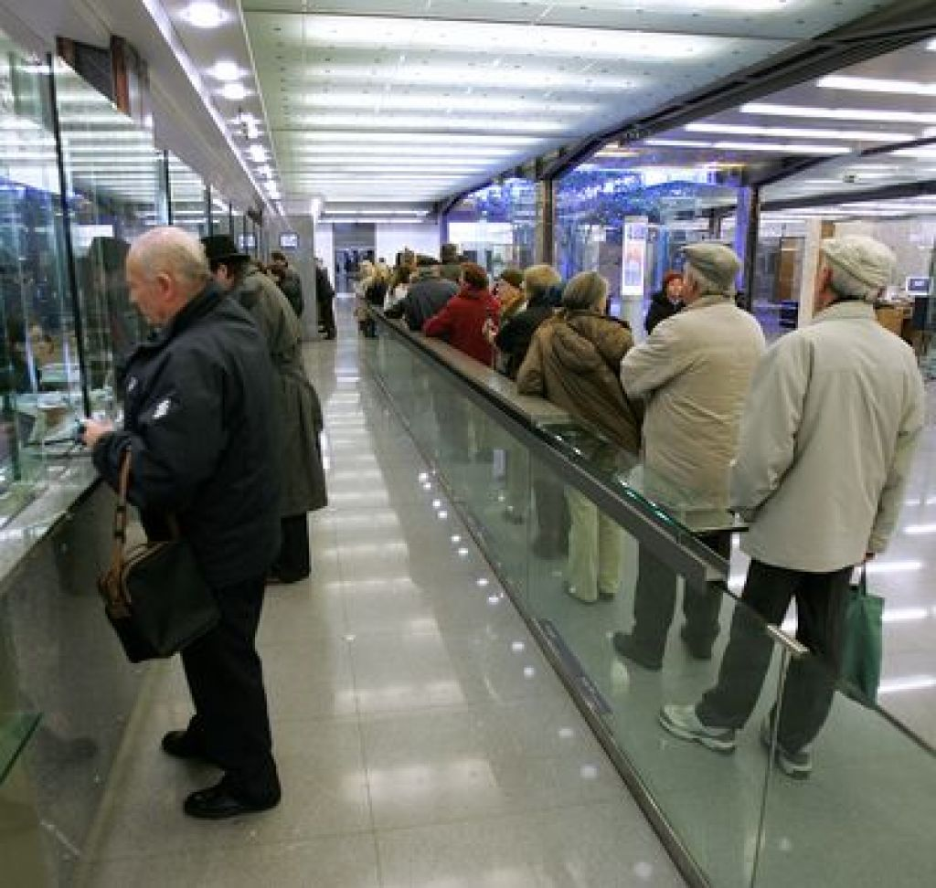 Prvi odzivi ZSSS na predlagano pokojninsko reformo? Pozitivni.