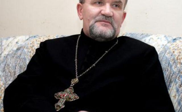 Paroh Srbske pravoslavne cerkve Peran Bošković