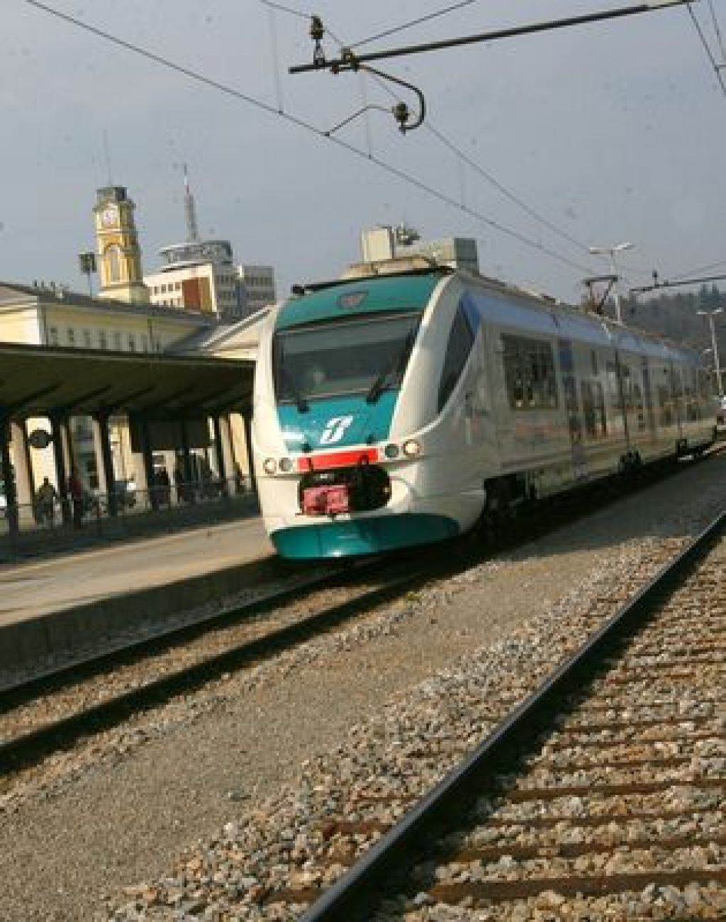 Po slovenskih tirih kmalu novi vlaki