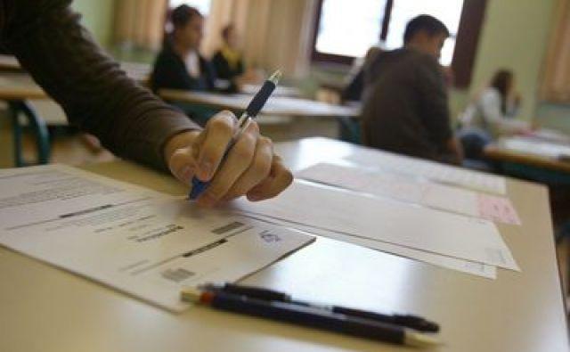 Znan seznam srednjih šol z omejitvijo vpisa