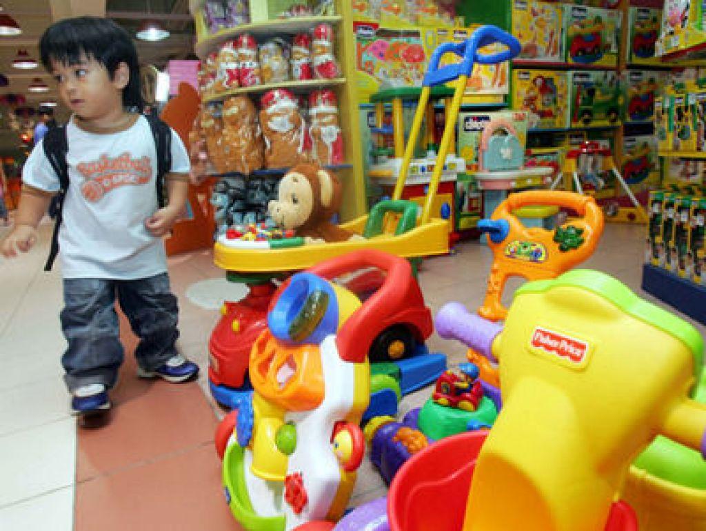 Mattel umaknil na milijone igračk