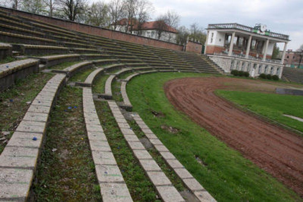 Bežigrajski stadion ostal brez okoljevarstvenega soglasja