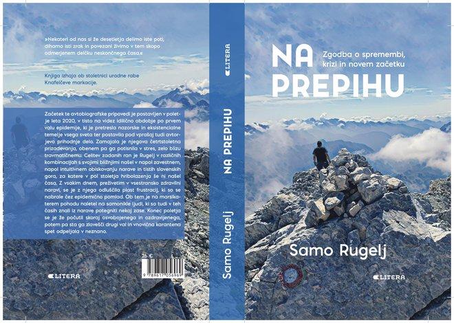 Knjiga je te dni izšla pri založbi Litera. FOTO: Založba Litera