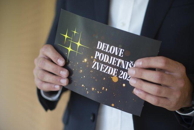 Doslej smo v okviru projekta Delove podjetniške zvezde nominirali že 50 malih in srednje velikih podjetij prihodnosti. FOTO: Jure Eržen/dDlo