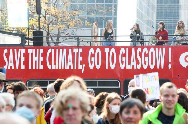 Reševanje planeta na Škotskem