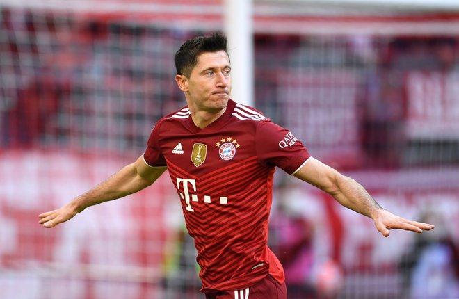 Lewandowski podkrepil kandidaturo za zlato žogo